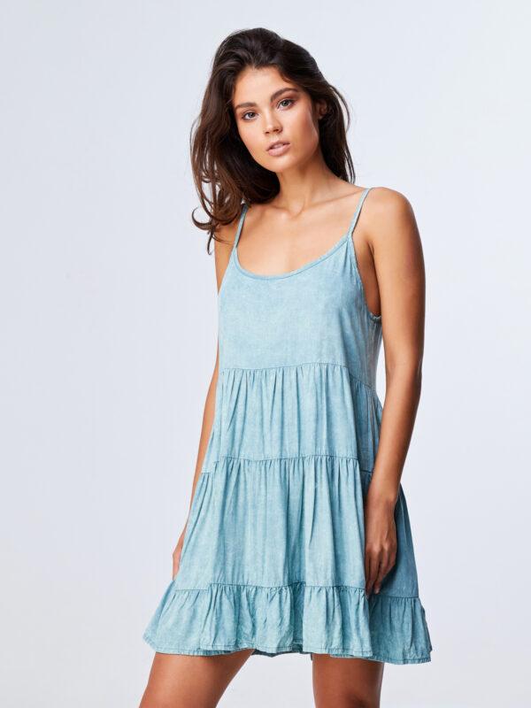 Lullaby Dress Seafoam Acid_1