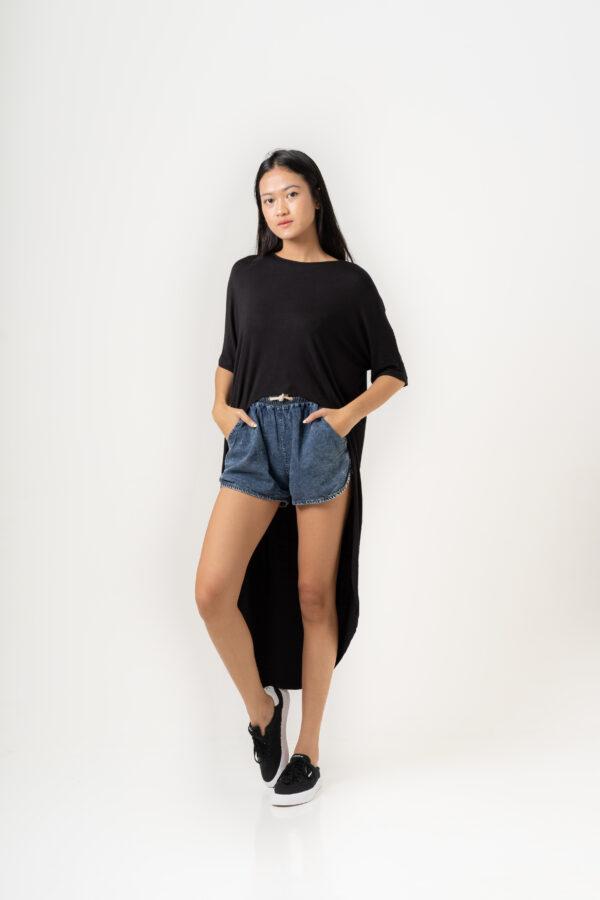 Summer Shine Dress Black-1