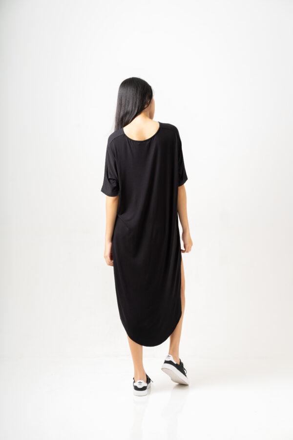 Summer Shine Dress Black-3