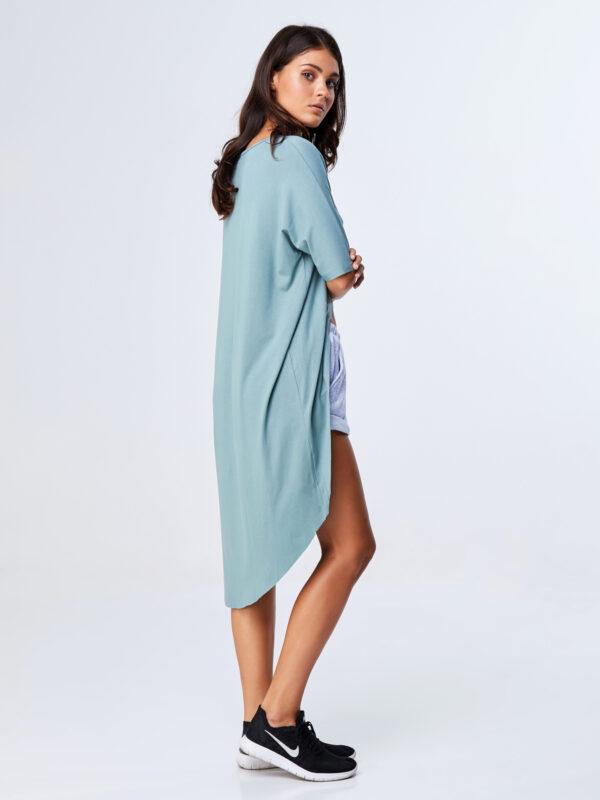 Summer Shine Dress Moss Green-2